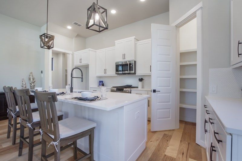 Kitchen featured in the Ridgewood By David Weekley Homes in Houston, TX