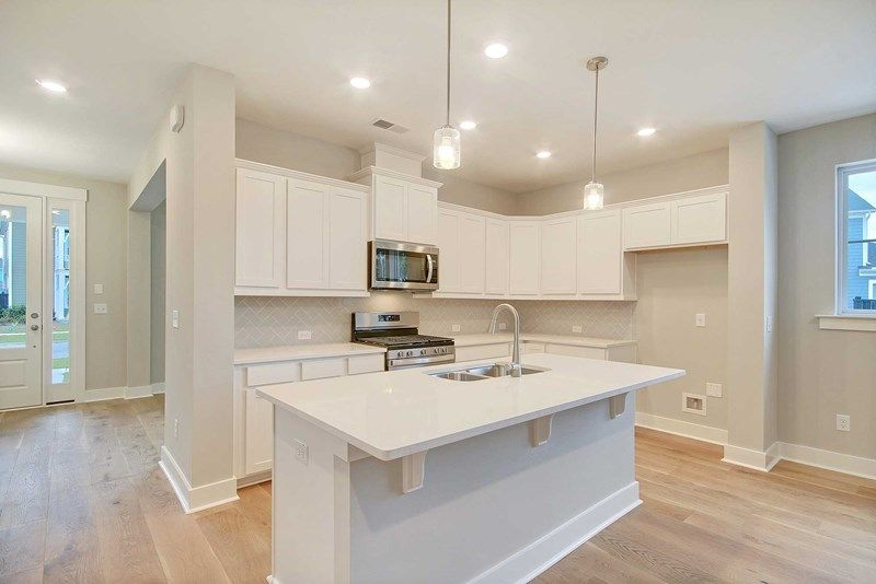 Kitchen featured in the Towerstone By David Weekley Homes in Charleston, SC