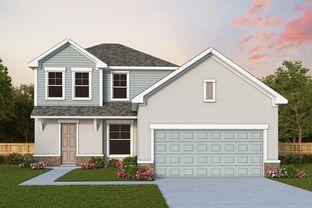 Cranma - North River Ranch - Cottage Series: Parrish, Florida - David Weekley Homes