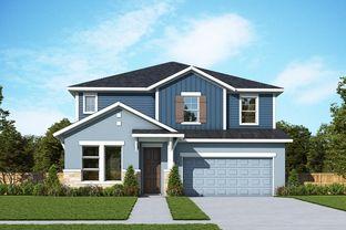 Juniper - North River Ranch - Cottage Series: Parrish, Florida - David Weekley Homes
