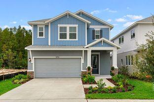 Lennox - Persimmon Park - Garden Series: Wesley Chapel, Florida - David Weekley Homes