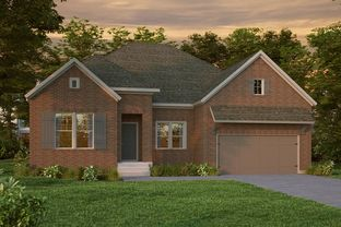 Aldersgate - The Enclave at Dove Lake  – The Steeplechase Collection: Nolensville, Tennessee - David Weekley Homes