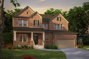 Harrison - The Enclave at Dove Lake  – The Steeplechase Collection: Nolensville, Tennessee - David Weekley Homes