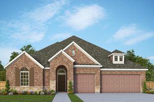Roth - Cane Island - Monarch Fields: Katy, Texas - David Weekley Homes