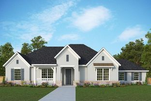 Marconi - Build on Your Lot - Executive Collection: Bulverde, Texas - David Weekley Homes