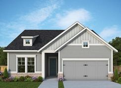 Rutledge - The Retreat at Sterling on the Lake 48': Flowery Branch, Georgia - David Weekley Homes
