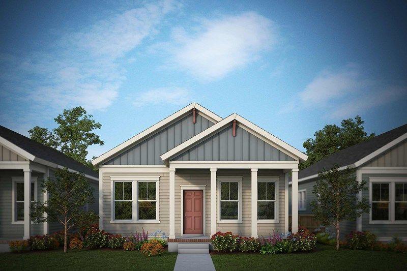Exterior featured in the Kellicreek By David Weekley Homes in Charleston, SC