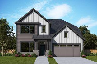 Garfield - Woodforest -  Kingsley Square 50' Homesites: Montgomery, Texas - David Weekley Homes