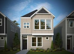 Brussles - Dominion at Garden Oaks - City Homes: Houston, Texas - David Weekley Homes
