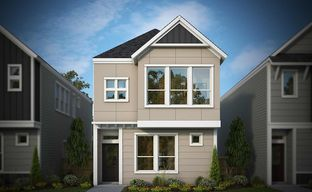 Dominion at Garden Oaks - City Homes by David Weekley Homes in Houston Texas