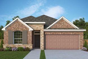 Cloverstone - Meridiana 45': Manvel, Texas - David Weekley Homes