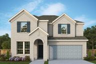 The Woodlands Hills 45' Imagination by David Weekley Homes in Houston Texas