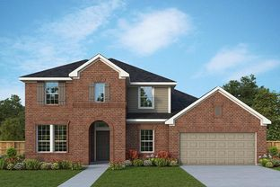 Greenpark - Veramendi 60': New Braunfels, Texas - David Weekley Homes