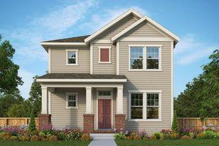 Burwood - HomeTown Cottage: North Richland Hills, Texas - David Weekley Homes
