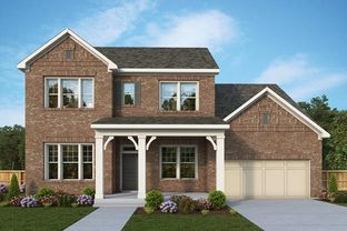 Denbrook - The Enclave at Dove Lake  – The Steeplechase Collection: Nolensville, Tennessee - David Weekley Homes