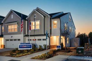 Wainwright - Providence at Southpoint: Durham, North Carolina - David Weekley Homes