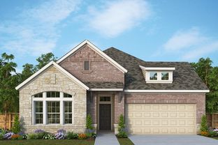 Hillhaven - Grand Central Park 55': Conroe, Texas - David Weekley Homes