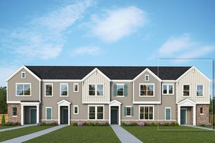 Romare - Chadwick Park at Downtown Pineville - Townhome Collection: Pineville, North Carolina - David Weekley Homes