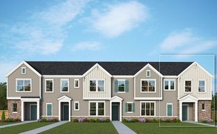 Chadwick Park at Downtown Pineville - Townhome Collection by David Weekley Homes in Charlotte North Carolina