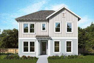 Fernbrook - Oakland Park - Garden Series: Winter Garden, Florida - David Weekley Homes