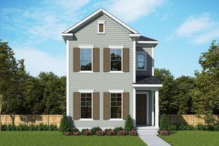 Summerton - Oakland Park - Courtyard Series: Winter Garden, Florida - David Weekley Homes