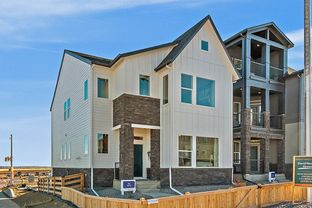 Devin - Baseline 33' - The Peaks Collection: Broomfield, Colorado - David Weekley Homes