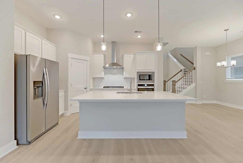 Kitchen featured in the Snyder By David Weekley Homes in Charleston, SC