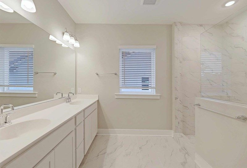 Bathroom featured in the Snyder By David Weekley Homes in Charleston, SC