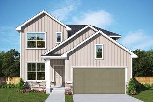 Pepin - Brayburn Trails - The Village: Dayton, Minnesota - David Weekley Homes
