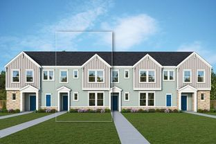 Coulwood - Chadwick Park at Downtown Pineville - Townhome Collection: Pineville, North Carolina - David Weekley Homes