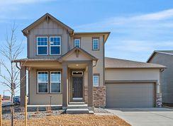 Pallisade - Timnath Lakes: Timnath, Colorado - David Weekley Homes