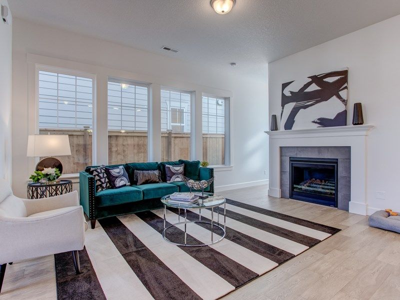 Living Area featured in the Olympus By David Weekley Homes in Portland-Vancouver, OR