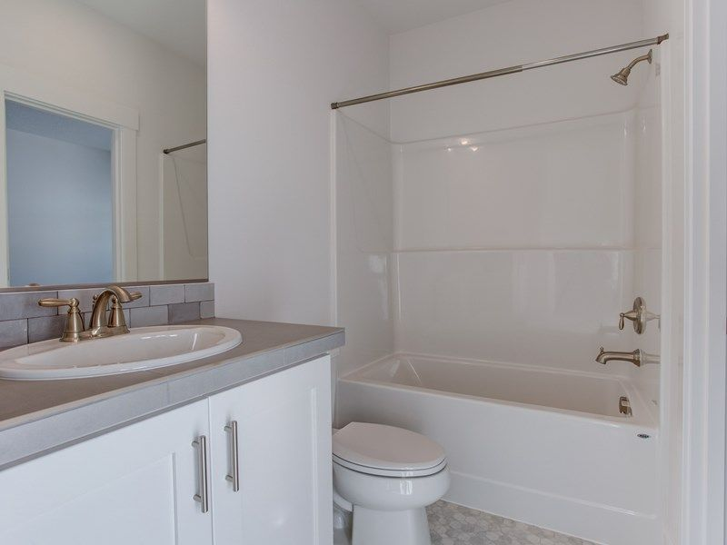 Bathroom featured in the Olympus By David Weekley Homes in Portland-Vancouver, OR