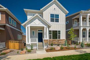 Salida - Gold Hill Mesa: Colorado Springs, Colorado - David Weekley Homes