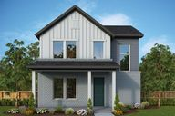 Parkland Square 42'- Cottage Series by David Weekley Homes in Houston Texas