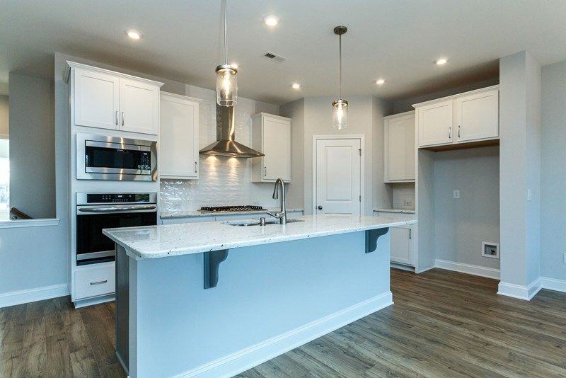 Kitchen featured in the Roslynn By David Weekley Homes in Raleigh-Durham-Chapel Hill, NC