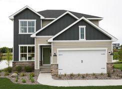 Vermilion - Brayburn Trails - The Village: Dayton, Minnesota - David Weekley Homes