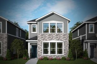 Messina - Riverside: Anoka, Minnesota - David Weekley Homes