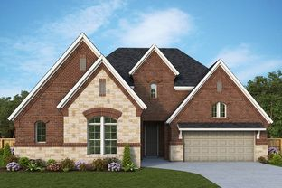 Bluffstone - Cane Island - Monarch Fields: Katy, Texas - David Weekley Homes
