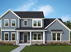 Newfield - The Lakes at Shady Nook: Westfield, Indiana - David Weekley Homes