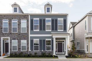 Fitz - Gramercy West Townhomes: Carmel, Indiana - David Weekley Homes