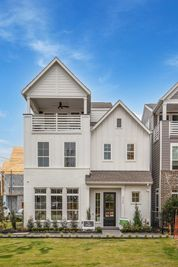 Arlington - Edgewater in the River District: Fort Worth, Texas - David Weekley Homes