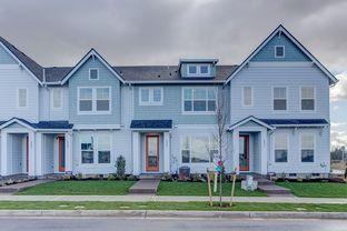 Century - Reed's Crossing – The Garden Series: Hillsboro, Oregon - David Weekley Homes