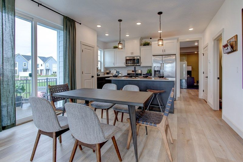 Kitchen featured in the Longdale By David Weekley Homes in Portland-Vancouver, OR