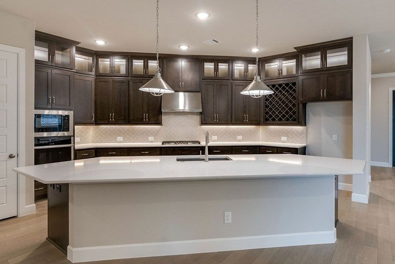 Kitchen featured in the Mandolyn By David Weekley Homes in Fort Worth, TX
