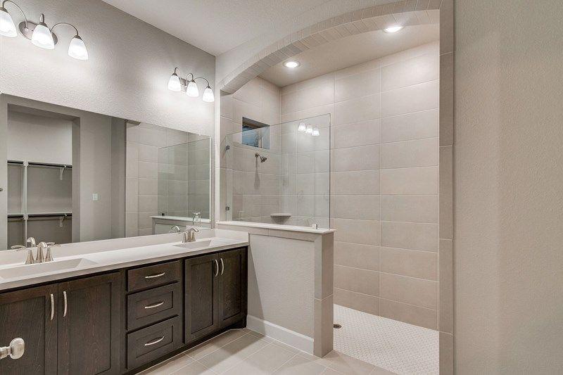 Bathroom featured in the Mandolyn By David Weekley Homes in Fort Worth, TX