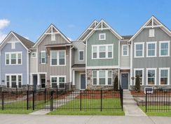 Sinclair - Villa Heights - Townhome Collection: Charlotte, North Carolina - David Weekley Homes
