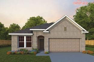 Gladesdale - Parks at Rosehill: Garland, Texas - David Weekley Homes