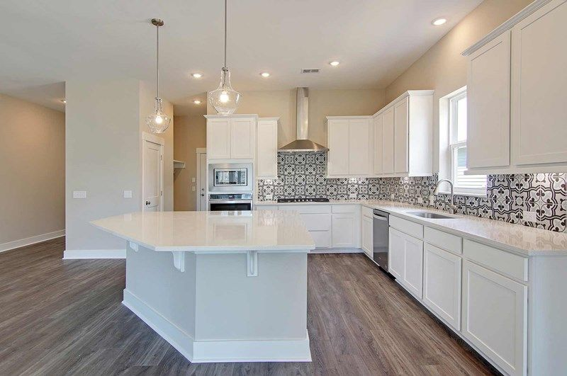 Kitchen featured in the Ridgeview By David Weekley Homes in Charleston, SC