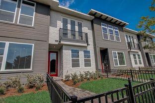 Alandale - Laureate Park at Lake Nona – Townhome Series: Orlando, Florida - David Weekley Homes